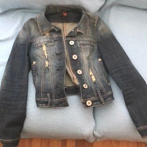 G by Guess Jean Jacket size Small